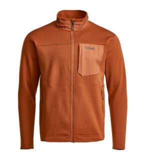 Sitka Gear Dry Creek Fleece Jacket Copper