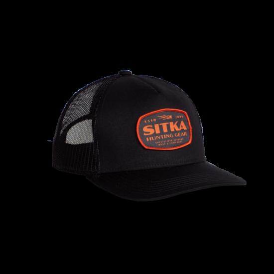Sitka Gear Hunt Patch Hi Pro Trucker Black
