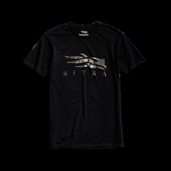 Sitka Gear Icon Elevated II Tee Black