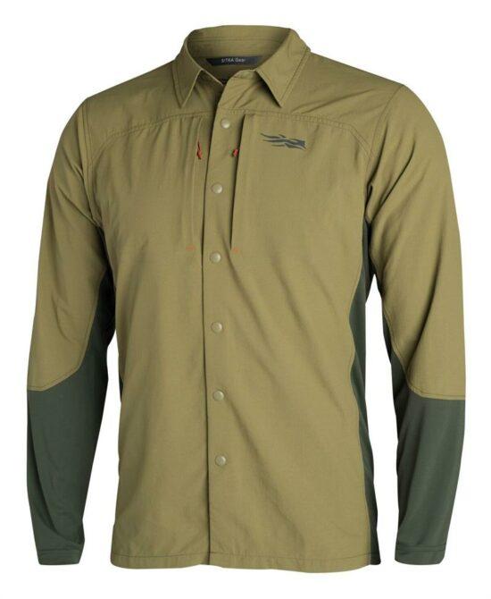 Sitka Gear TTW Hybrid Scouting Shirt Cargo [NEW]