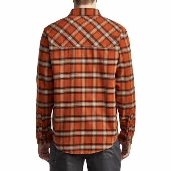 Sitka Gear Riser Work Shirt Copper Plaid