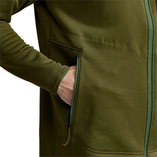 Shop - Sitka Gear - Dry Creek Fleece Jacket Covert