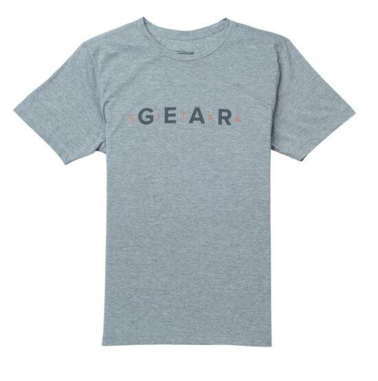 Sitka Gear - Gear Tee SS Heather Grey
