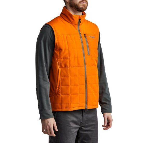 Shop - Sitka Gear - Grindstone Work Vest Orange