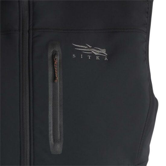 Shop - Sitka Gear - Jetstream Vest Basic Black