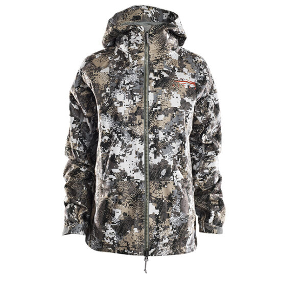 Women's Downpour Jacket OPTIFADE Elevated II - Sitka Gear