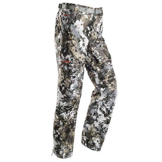 Women's Downpour Pant OPTIFADE Elevated II - Sitka Gear