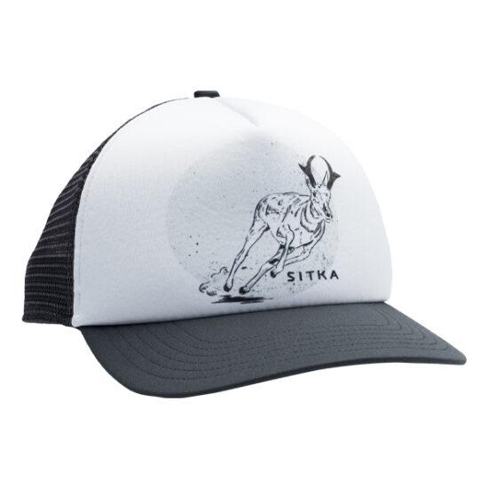 Sitka Gear Closeout - Lyle Hebel Speeder Foam Trucker Hat Black