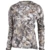 Womens Core Midweight Crew LS Optifade Elevated II
